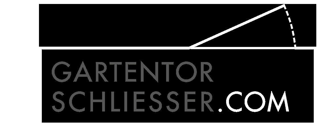 gartentorschliesser.com Schriftzug Logo